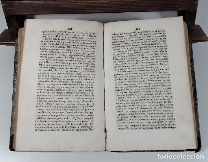 Libros antiguos: MEMORIA JUSTIFICATIVA QUE DIRIGE A SUS CONCIUDADANOS EL GENERAL CÓRDOBA EN VINDICACION. 1837. - Foto 7 - 188556102