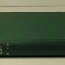 Libros antiguos: UN HOMME DÈTAT ESPAGNOL, MARTÍNEZ DE LA ROSA(1787-1862). J. SARRAILH. PARÍS. 1930.. Lote 189096086