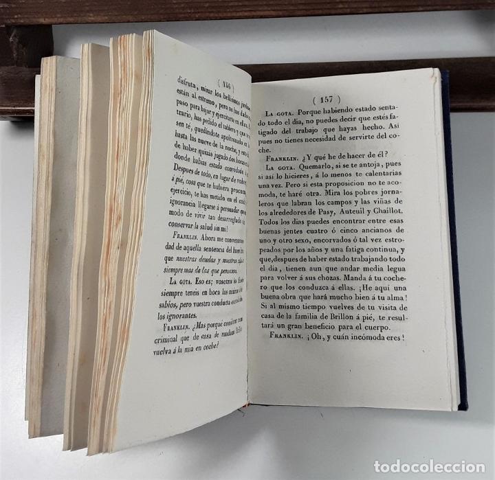 Libros antiguos: EL LIBRO DEL HOMBRE DE BIEN. B. FRANKLIIN. IMP. A. BERGNES Y CIA. BARCELONA. 1843. - Foto 6 - 189343093