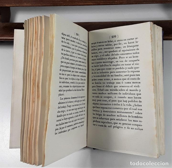 Libros antiguos: EL LIBRO DEL HOMBRE DE BIEN. B. FRANKLIIN. IMP. A. BERGNES Y CIA. BARCELONA. 1843. - Foto 7 - 189343093