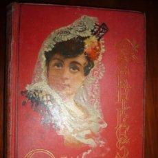 Libros antiguos: PERFILES Y COLORES SATIRA DE COSTUMBRES FERNANDO MARTINEZ PEDROSA 1882 BARCELONA . Lote 191427078