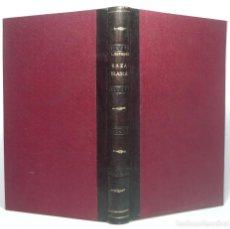 Libros antiguos: 1900 - NOVICOW: EL PORVENIR DE LA RAZA BLANCA. CRÍTICA DEL PESIMISMO CONTEMPORÁNEO - SOCIOLOGÍA. Lote 191584028