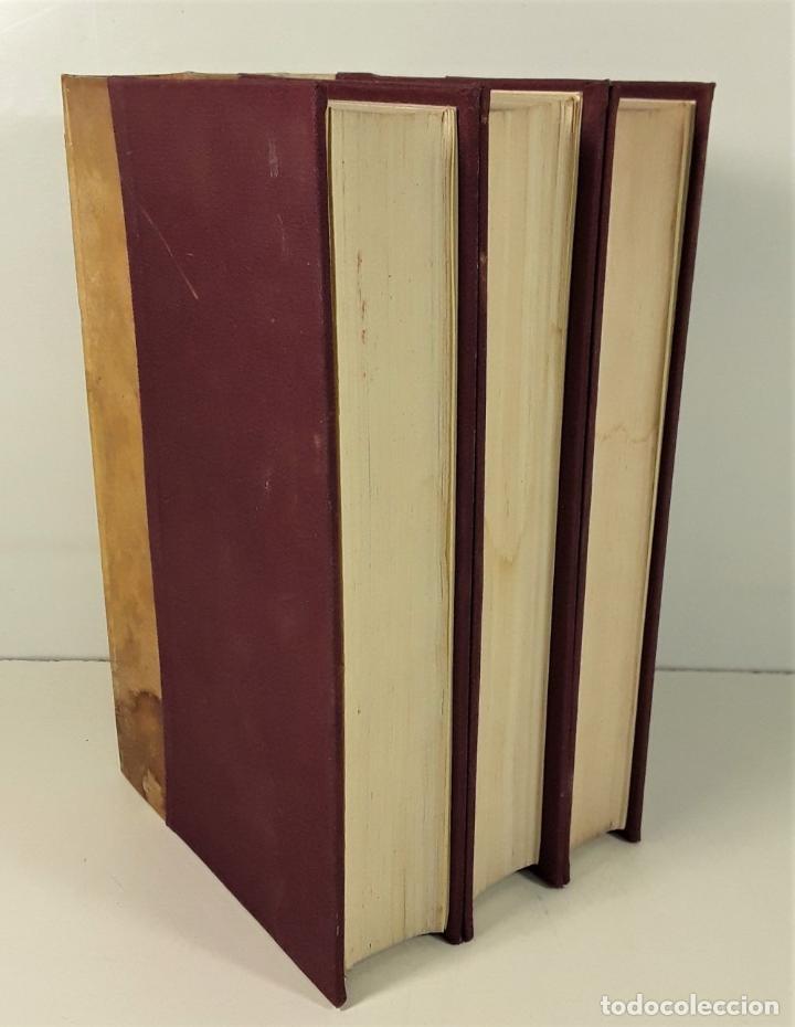 Libros antiguos: MOEURS ROMAINES DU REGNE DAUGUSTE A LA FIN DES ANTONINS. 3 TOMOS. 1867/1874. - Foto 2 - 192873315