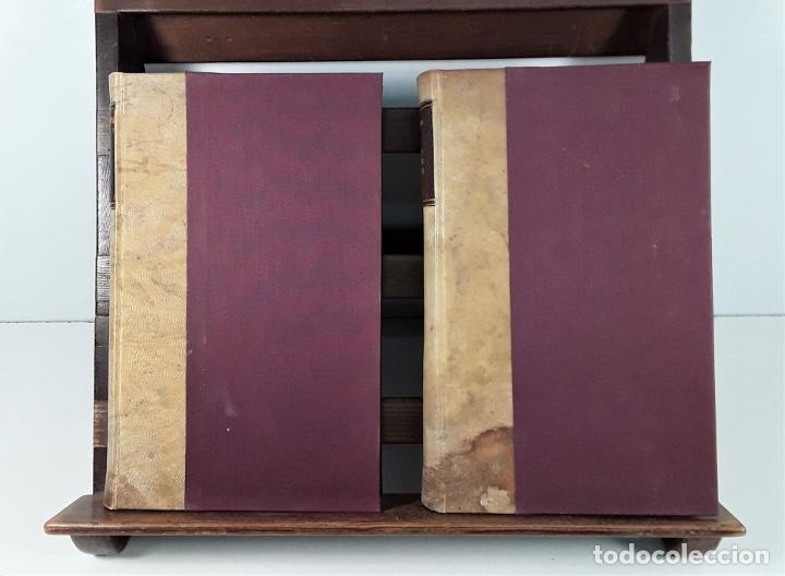 Libros antiguos: MOEURS ROMAINES DU REGNE DAUGUSTE A LA FIN DES ANTONINS. 3 TOMOS. 1867/1874. - Foto 4 - 192873315