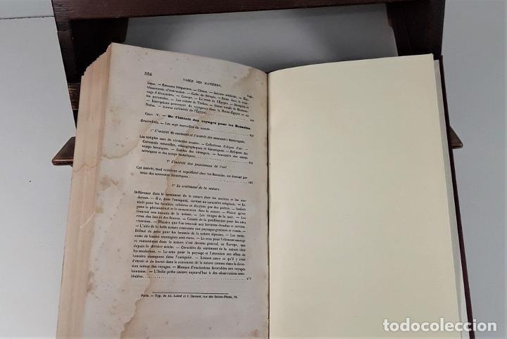 Libros antiguos: MOEURS ROMAINES DU REGNE DAUGUSTE A LA FIN DES ANTONINS. 3 TOMOS. 1867/1874. - Foto 8 - 192873315