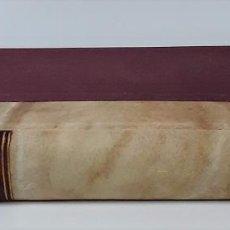 Libros antiguos: MOEURS ROMAINES DU RÈGNE D'AUGUSTE A LA FIN DES ANTONINS. PARÍS. 1865.. Lote 195200942