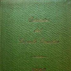 Libros antiguos: ESTATUTOS DEL CÍRCULO ECUESTRE DE BARCELONA, APROBADOS EN JUNTA GENERAL EXTR. DE 29-12-1924. 1925.. Lote 195385357
