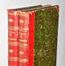 Libros antiguos: EL MATRIMONIO, SU LEY NATURAL, SU HISTORIA. SU IMPORTANCIA SOCIAL (2 TOMOS). Lote 208409403