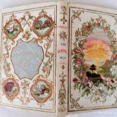 Libros antiguos: LIBRO LOS ALBORES DE LA VIDA,DEDICADA A LAS NIÑAS,AÑO 1863 DE PILAR PASCUAL SANJUAN,FEMINISMO DE XIX. Lote 218493850