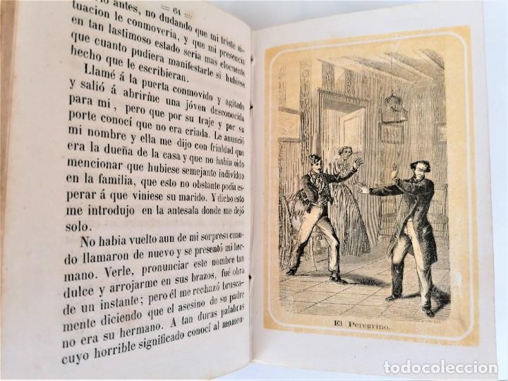 Libros antiguos: LIBRO LOS ALBORES DE LA VIDA,DEDICADA A LAS NIÑAS,AÑO 1863 DE PILAR PASCUAL SANJUAN,FEMINISMO DE XIX - Foto 4 - 218493850