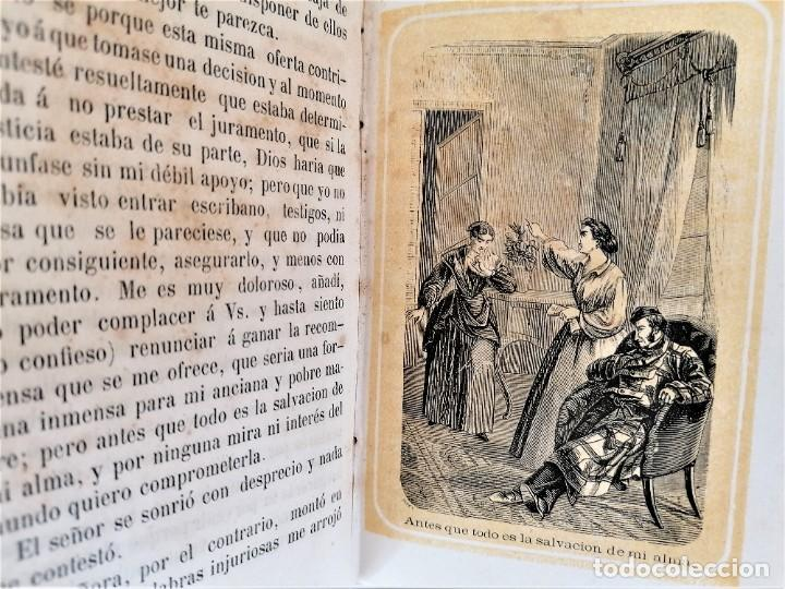 Libros antiguos: LIBRO LOS ALBORES DE LA VIDA,DEDICADA A LAS NIÑAS,AÑO 1863 DE PILAR PASCUAL SANJUAN,FEMINISMO DE XIX - Foto 5 - 218493850