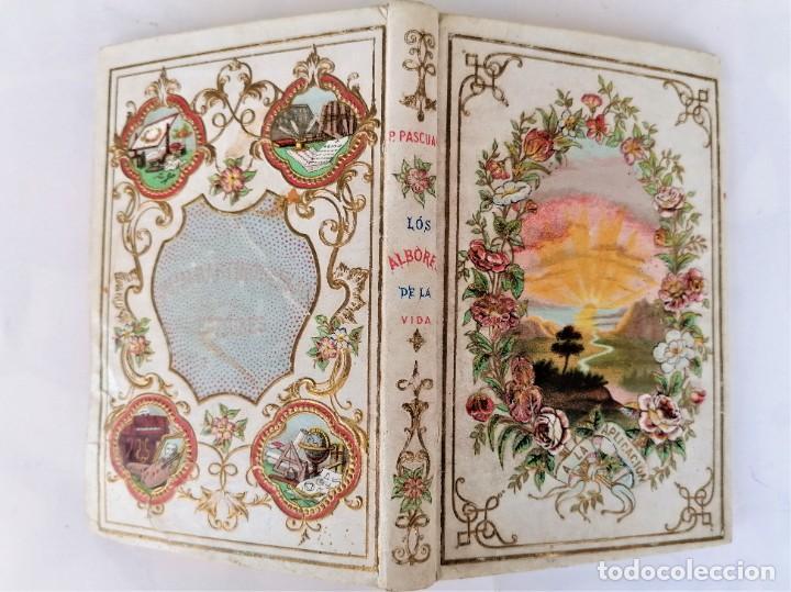 Libros antiguos: LIBRO LOS ALBORES DE LA VIDA,DEDICADA A LAS NIÑAS,AÑO 1863 DE PILAR PASCUAL SANJUAN,FEMINISMO DE XIX - Foto 7 - 218493850