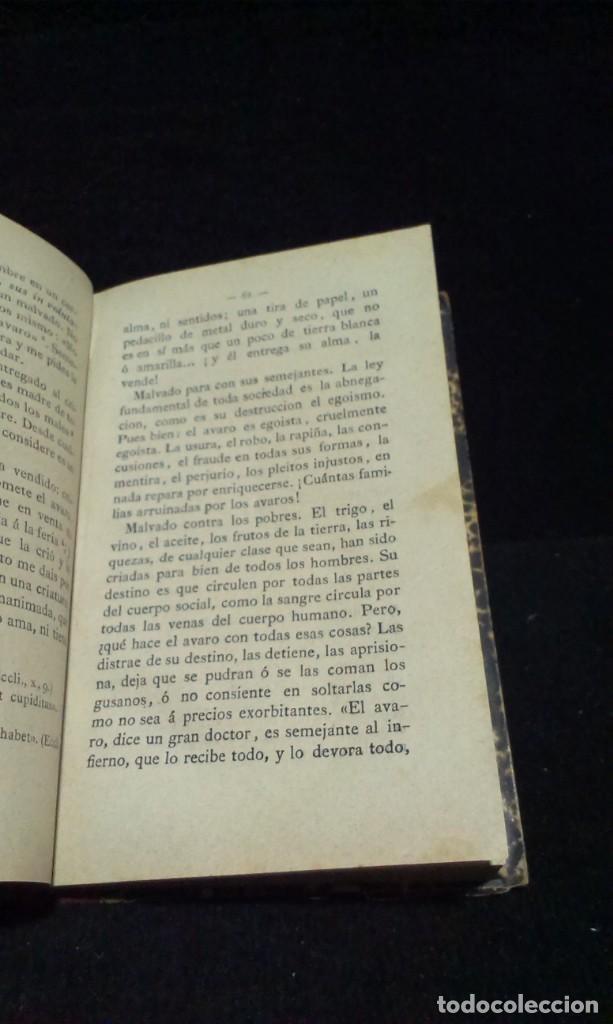 Libros antiguos: ESTA VIDA NO ES LA VIDA O EL GRAN ERROR DE ESTE SIGLO, DE M. JUAN JOSÉ GAUME - 1886 - Foto 4 - 234772660
