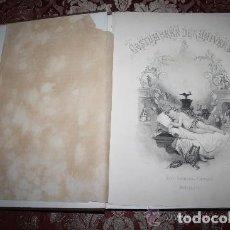 Libros antiguos: COSTUMBRES DEL UNIVERSO. NICOLAS DIAZ. LIB. HERMANOS ALOU. TOMO I. 1865. Lote 246491825