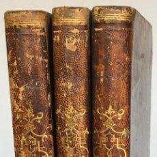 Libros antiguos: MORAL UNIVERSAL Ó DEBERES DEL HOMBRE FUNDADOS EN SU NATURALEZA. - HOLBACH, PAUL HENRI DIETRICH, BARÓ. Lote 123201064