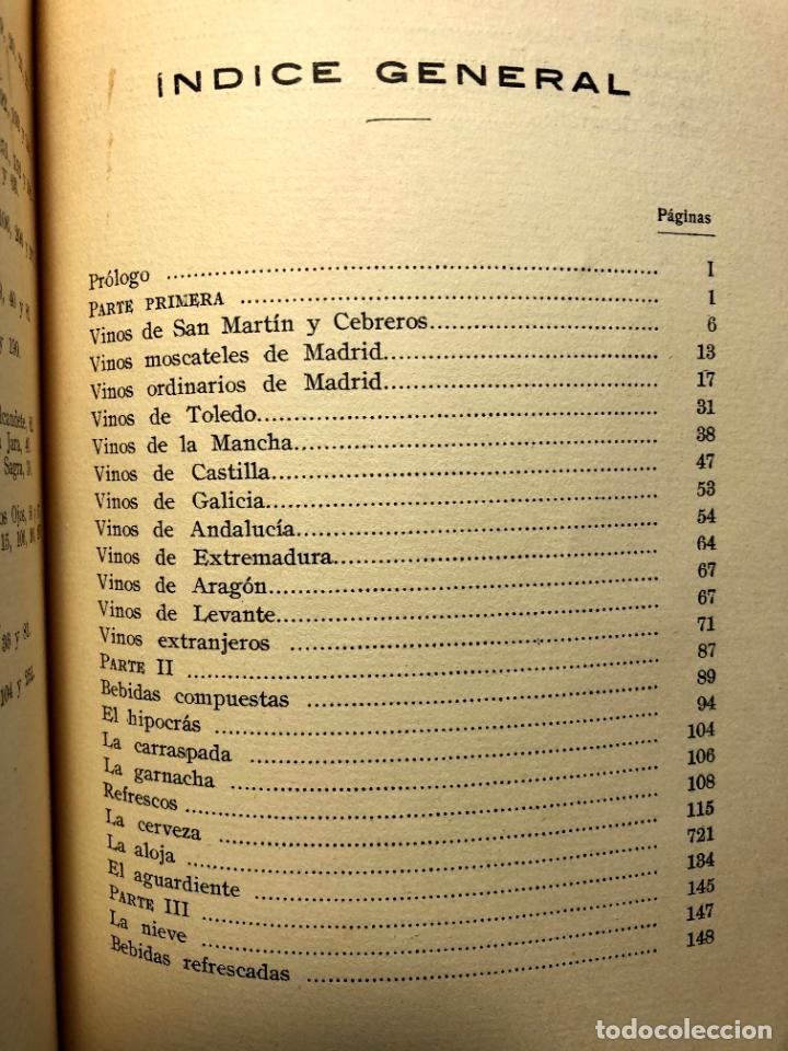 Libros antiguos: La vida española del siglo XVII. I. Las bebidas. Herrero-García. 1933. - Foto 3 - 260268425