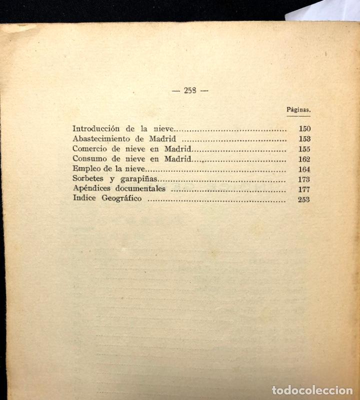 Libros antiguos: La vida española del siglo XVII. I. Las bebidas. Herrero-García. 1933. - Foto 4 - 260268425