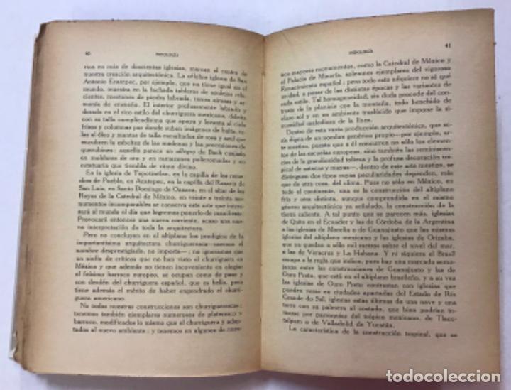 Libros antiguos: INDOLOGÍA. Una interpretación de la cultura ibero-americana. - VASCONCELOS, José. - Foto 3 - 123256444