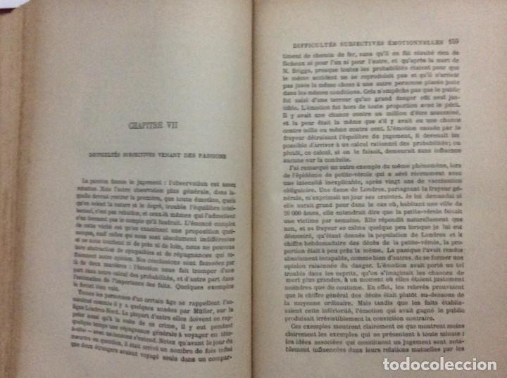 Libros antiguos: Introduction a la science sociale. Herbert Spencer, 1894 - Foto 4 - 284723708