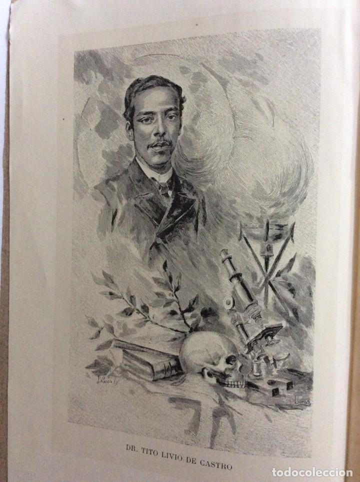 LIVIO DE CASTRO - A MULHER E A SOCIOLOGIA, OBRA PÓSTUMA PUBLICADA..1893. EN PORTUGUÉS. MUY ESCASO (Libros Antiguos, Raros y Curiosos - Pensamiento - Sociología)