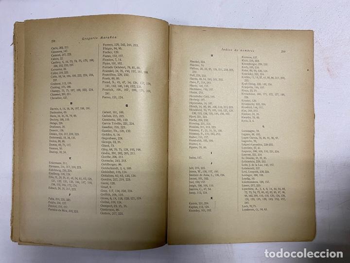 Libros antiguos: LOS ESTADOS INTERSEXUALES EN LA ESPECIE HUMANA. G. MARAÑON. JAVIER MORATA EDITOR. MADRID,1929. - Foto 9 - 288598953