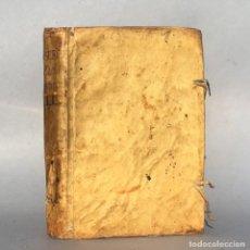 Libros antiguos: AÑO 1754 - EL ESPECTACULO DE LA NATURALEZA - PERGAMINO - SOCIOLOGIA - PLUCHE - EDUCACIÓN. Lote 289249688