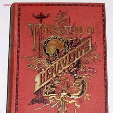 Libros antiguos: TEATRO - JACINTO BENAVETE - 1918 TOMO XXV. Lote 23476501