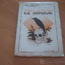 Libros antiguos: EL TEATRO MODERNO Nº 47. AÑO 1926. MAURICIO MEATERLINCK. Lote 11716086