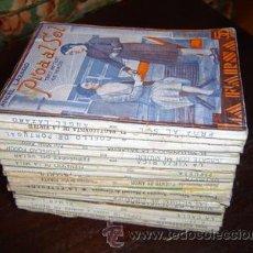 Libros antiguos: AÑOS 20-30 40 OBRAS DE TEATRO PUBLICADAS POR LA FARSA. Lote 23173986