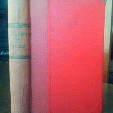 Libros antiguos: TEATRO COMPLETO.SERAFIN Y JOAQUIN ALVAREZ QUINTERO.TOMO I.PRIMEROS ENSAYOS.MADRID 1923. Lote 25682969