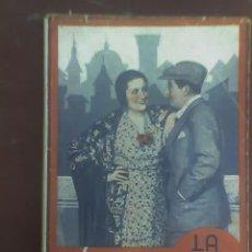 Libros antiguos: LA DE LOS CLAVELES DOBLES, DE LUIS DE VARGAS - LA FARSA Nº 197 - MADRID - 1931. Lote 23468587