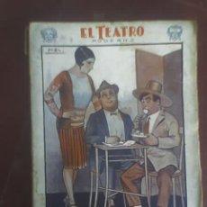 Libros antiguos: SOLERA FINA, DE JOAQUIN ABATI Y JUAN FAJARDO - EL TEATRO MODERNO Nº 126 - ESPAÑA - 1928. Lote 26136692