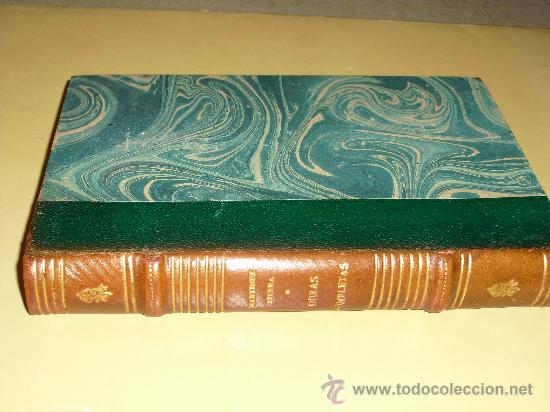 1934 OBRAS COMPLETAS MARTINEZ SIERRA (Libros antiguos (hasta 1936), raros y curiosos - Literatura - Teatro)