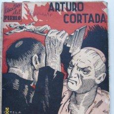 Libros antiguos: TEATRO DEL PUEBLO 1936 AGUILAS NEGRAS O LOS MISTERIOS DE LOS CONVENTOS- EDITORIAL ANARQUISTA. Lote 27537024
