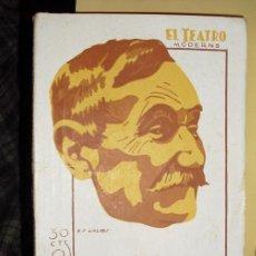 Libros antiguos: 1930 FORTUNATA Y JACINTA VARIANTE ESCENICA DE ALGUNOS PASAJES GALDOSIANOS. Lote 25698158