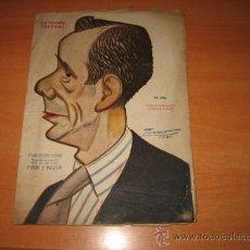 Libros antiguos: LA NOVELA TEATRAL.-CINEMATOGRAFO NACIONAL .-GUILLERMO PERRIN Y MIGUEL PALACIOS.1921. Lote 19812252