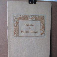 Libros antiguos: TEATRE DU PALAIS-ROYAL. Lote 27312139