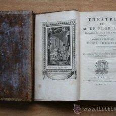 Libros antiguos: OEUVRES. I: THEATRE. II: GONZALVE DE CORDOUE, OU GRENADE RECONQUISE. FLORIAN (M. DE). Lote 25435367