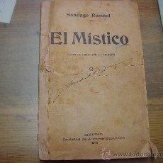 Alte Bücher - EL MISTICO SANTIAGO RUSIÑOL 1913 - 27088689