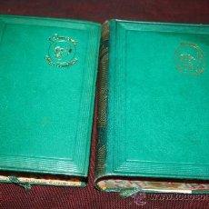 Libros antiguos: 0573- FANTASTICA PAREJA DE TOMOS VIII Y IX OBRAS COMPLETAS JACINTO BENAVENTE,EDIT. AGUILAR, AÑO 1947. Lote 27143367