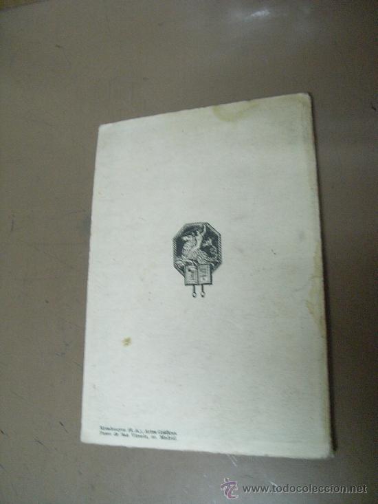 Libros antiguos: Colección La Farsa:Obra de teatro en tres actos. - Foto 2 - 27587335
