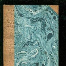Libros antiguos: TEATRO SELECTO DE JUAN RUIZ DE ALARCON Y MENDOZA. BIBLIOTECA ESCOGIDA. MADRID. 1868. TOMO V. 20X14.. Lote 28087670