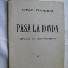 Alte Bücher - PASA LA RONDA. FRANCHEVILLE, Robert. 1913 - 30050426