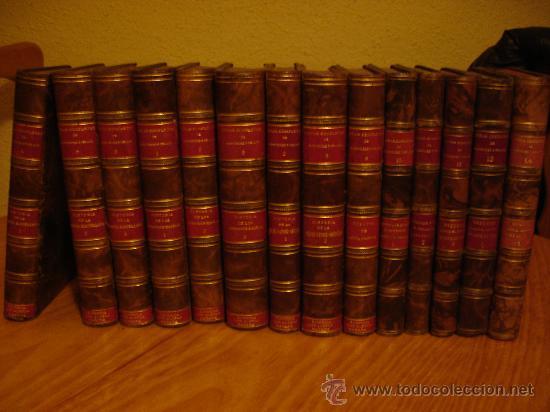 OBRA COMPLETA DON MARCELINO MENEDEZ Y PELAYO (14 TOMOS) 1911 SE VENDE TOMOS SUELTOS (Libros antiguos (hasta 1936), raros y curiosos - Literatura - Teatro)
