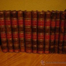 Libros antiguos: OBRA COMPLETA DON MARCELINO MENEDEZ Y PELAYO (14 TOMOS) 1911 SE VENDE TOMOS SUELTOS. Lote 30566345