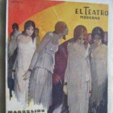Libros antiguos: ENCADENADAS. DOMINGO, MARCELINO. 1931. Lote 30750130