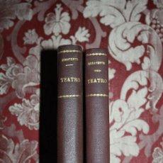 Libros antiguos: 1532- 2 TOMOS DEL TEATRO DE JACINTO BENAVENTE 4º Y 17º LIBR. SUC. DE HERNANDO MADRID 1915/17. Lote 31768415