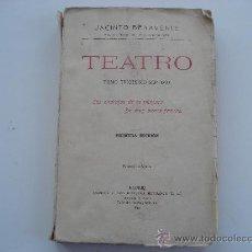 Libros antiguos: 1ª EDICION JACINTO BENAVENTE. Lote 32112356