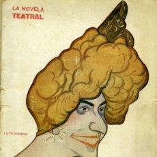 Libros antiguos: PETIT-CAFÉ DE TRISTÁN BERNARD, CON CARICATURA DE LA FORNARINA EN CUBIERTA, POR TOVAR. Lote 32501742