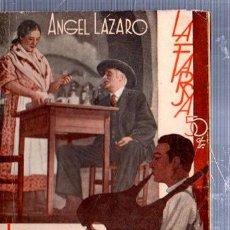 Libros antiguos: REVISTA SEMANAL LA FARSA, AÑO X, 1936 MADRID, COMEDIA LA CASADA SIN MARIDO Nº 441. Lote 34122871